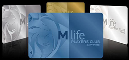 MGM Resorts Mlife Rewards