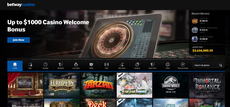 Betway Casino Casino Instant Download