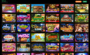 Wild Casino Real Money Slot Games Screenshot