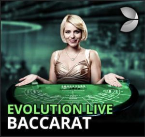 Jackpot City Live Dealer Baccarat