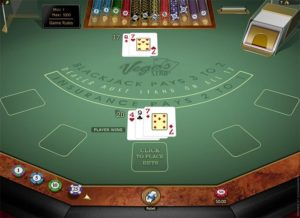 Betway Casino Vegas Strip Blackjack