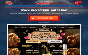 Golden Lion Download Page