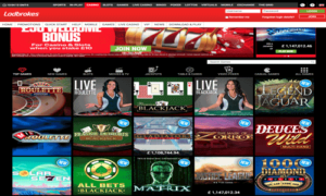 Ladbrokes Casino Games