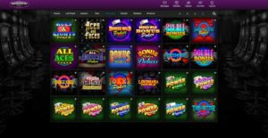 Online Video Poker Jackpot City Casino