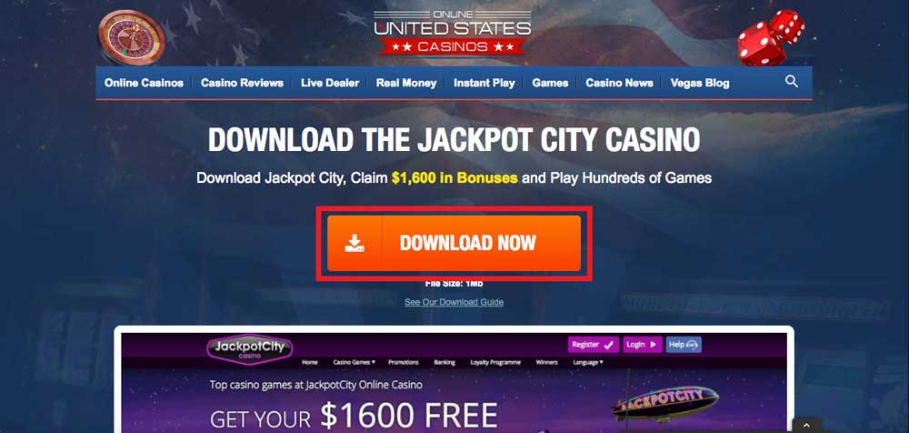 Jackpot City Casino Download Play At Jackpot City From Your Computer