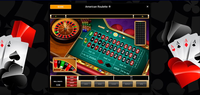 spin palace casino roulette