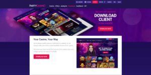 Download Page Party Casino