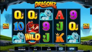 Party Casino Dragonz Slots