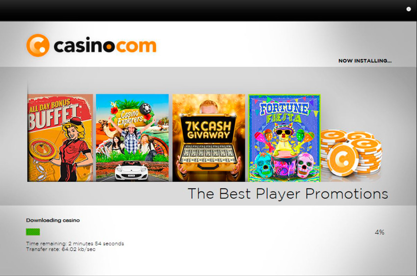 online casino using interac