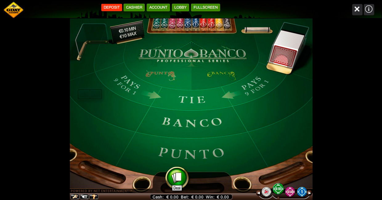G Day Casino Instant Play Play Win Real Money No Download