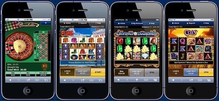 Online Mobile Casinos Usa