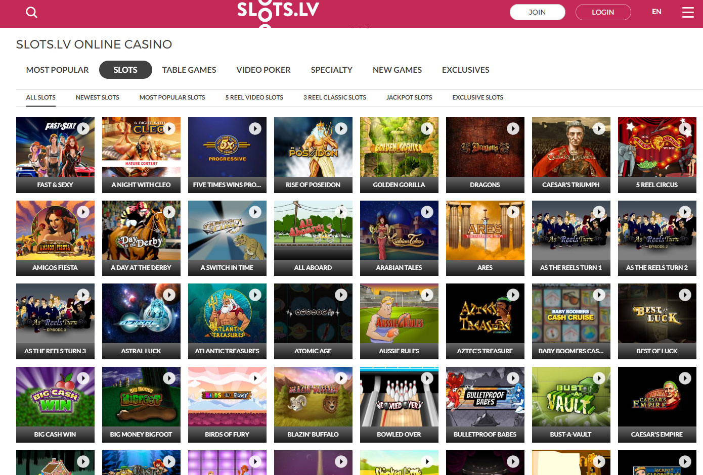 Free Online Slots - Play Free Casino Games for Fun
