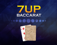 7 Up Baccarat Logo
