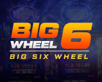 Big Six Wheel Logo