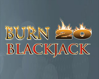 Burn 20 Blackjack Logo