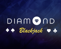 Diamond Blackjack Logo