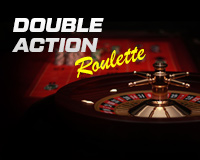 Double Action Roulette Logo