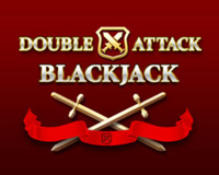 Double Attack Blackjack Logo