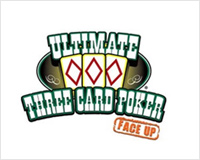 Face Up Three Card Poker Logo