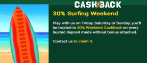 Fair Go Casino Weekend Bonus