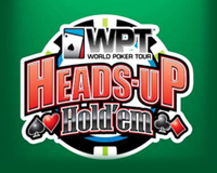 Heads Up Hold'em Logo