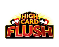 High Card Flush Logo