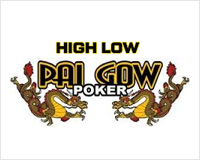 High Low Pai Gow Poker Logo