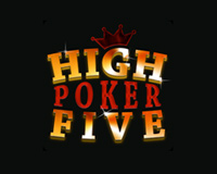 High Five Poker Logo