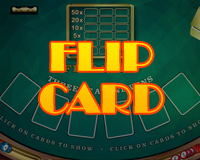 Flip Card Casino Game