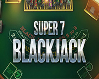 Blackjack Super 7 Logo