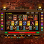 Dragons Online Slots - Paytable