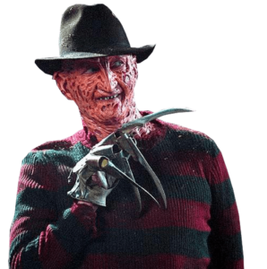 freddy krueger craps slasher