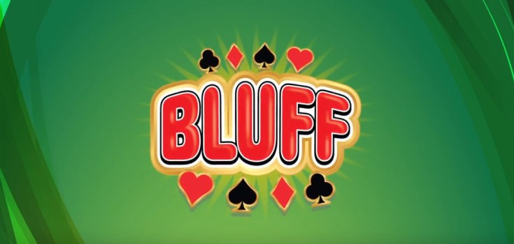 Bluff New Table Game