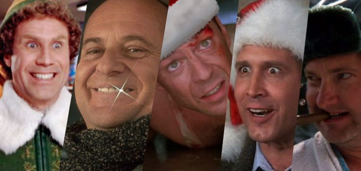 Chistmas Movie Characters Playing Online Casino Games