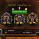 Max Quest - Choose Room to Play