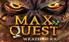 Max Quest Wrath of Ra Slots