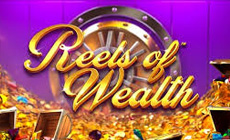 Reels of Wealth Logo
