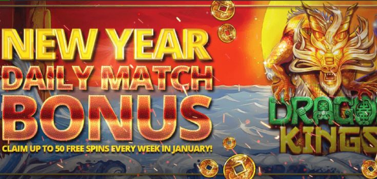 BetOnline New Year Bonus