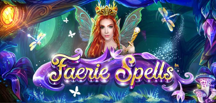 Faerie Spells Slot Game