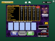 Fair Go Casino All American Poker