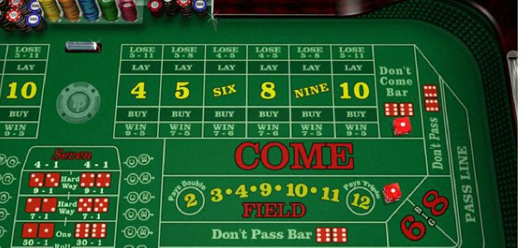 Playing Craps Tips
