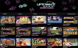 Uptown Aces Slot Games