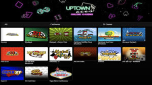 Uptown Aces Table Games