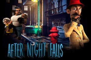 After Night Falls Logo