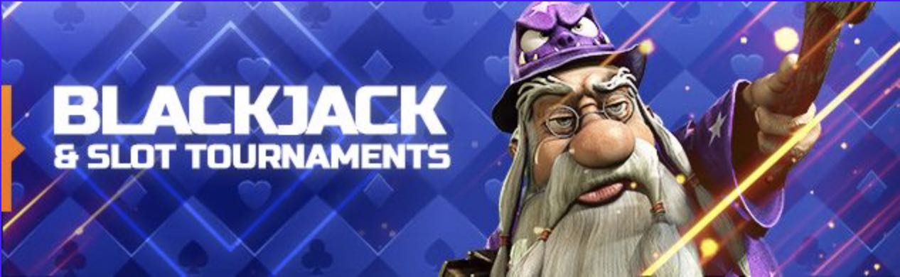 BigSpin Online Casino Blackjack and Slots Tournaments