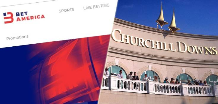 Churchill Downs Launches BetAmerica Online Casino