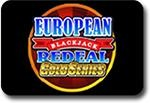 European Blackjack Redeal Game