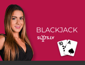 Live Dealer Blackjack Slots LV