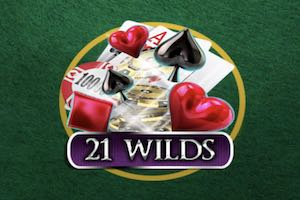 Logo 21 Wilds Slot Game