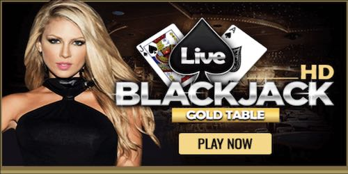 BetOnline Live Dealer Blackjack